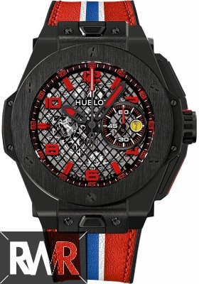 Fake Hublot Big Bang Ferrari Speciale Black ceramic 45mm 401.CX.1123.VR