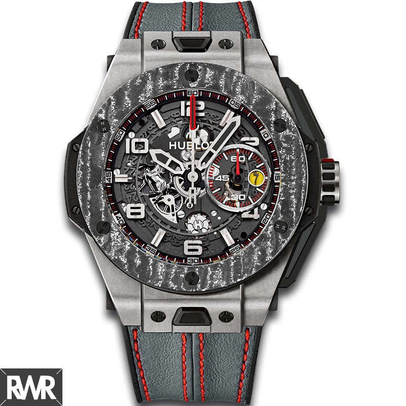 Hublot Big Bang Ferrari Carbon 401.NJ.0123.VR imitation watch