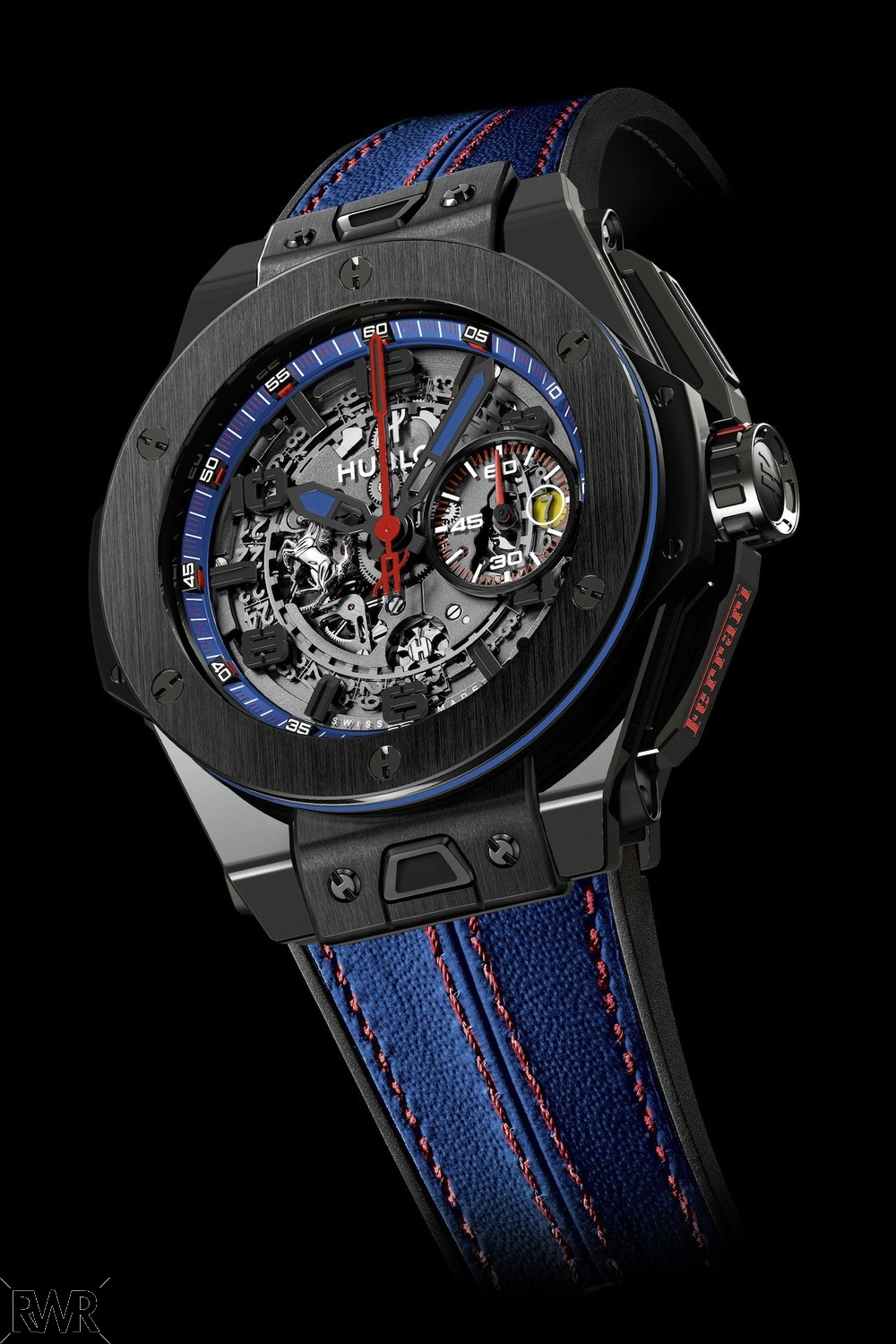 Replica Hublot Big Bang Ferrari Beverly Hills Watch 401.CX.0123.VR.BHB13