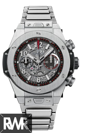 Fake Hublot Big Bang Unico Titanium Bracelet 411.NX.1170.NX
