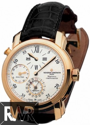 Replica Vacheron Constantin Malte Dual Time Regulator 42005/000R-9068