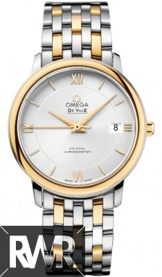 Fake Omega De Ville Prestige 36.8mm Co-Axial Mens watch 424.20.37.20.02.001