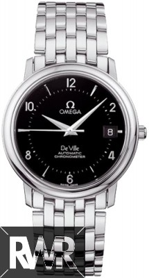 Fake Omega De Ville Prestige Automatic Chronometer Mens Watch 4500.50.00