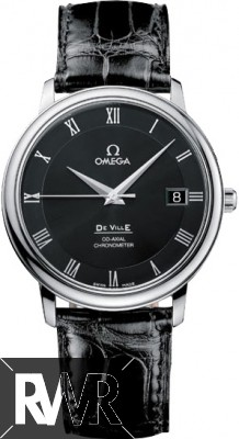 Fake Omega De Ville Co-Axial 36.5mm Automatic Mens Watch 4875.50.01