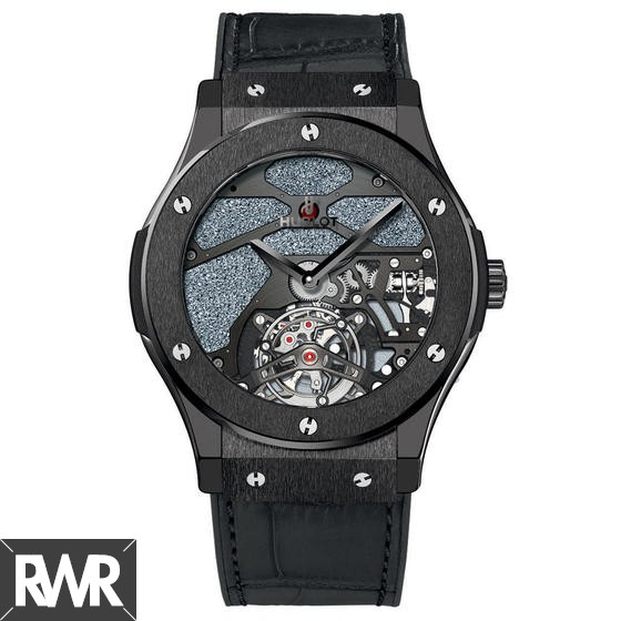 Replica Hublot Classic Fusion Tourbillon Firmament 502.CX.0002.LR