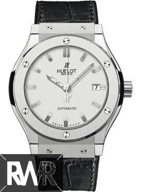 Replica Hublot Classic Fusion Zirconium Opalin Watch 511.ZX.2610.LR