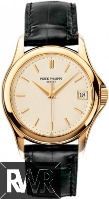 Replica Patek Philippe Calatrava Yellow Gold 5127J-001