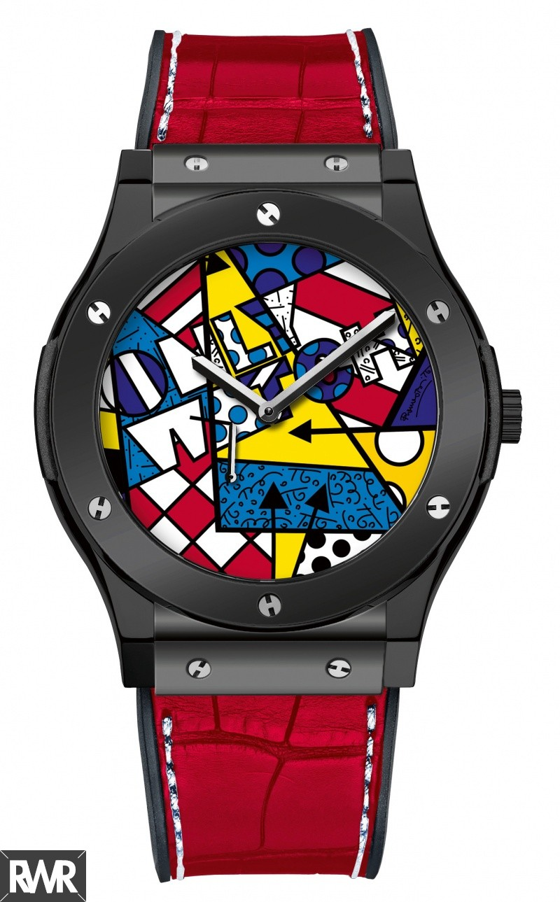 Hublot Classic Fusion Only Britto 515.CS.0910.LR.OWM15