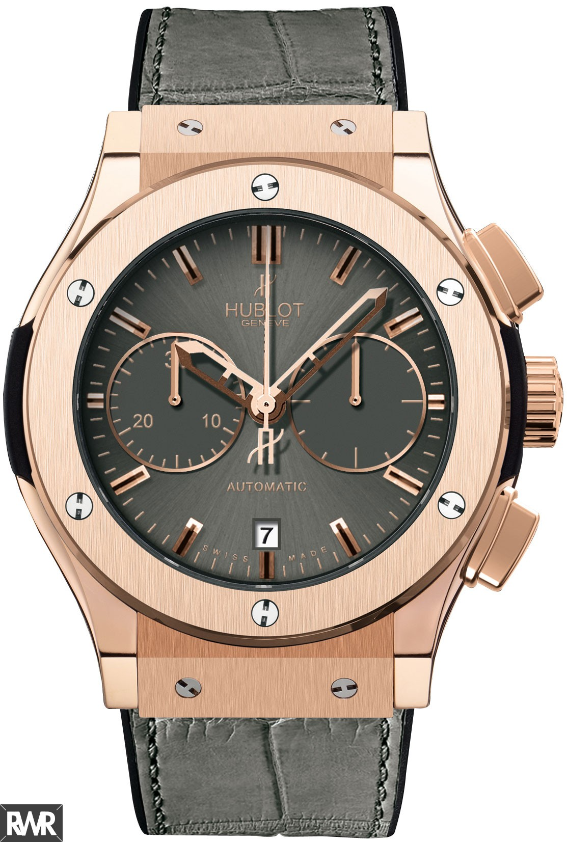 Replica Hublot Classic Fusion Racing Grey King Gold 521.OX.7080.LR