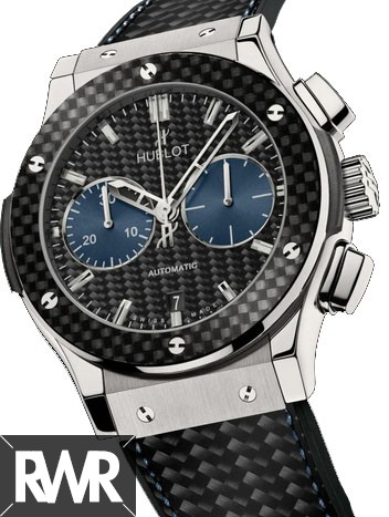 Hublot Classic Fusion Chronograph 76th Edition Bol D'Or Mirabaud watch 521.NQ.1717.QR.BOM14