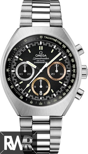Fake Omega Speedmaster Mark II Co-Axial Chronograph Rio 2016 522.10.43.50.01.001