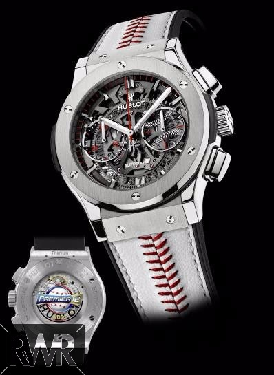 Fake Hublot Classic Fusion Chrono Aero World Baseball Softball Confederation 525.NX.0123.VR.WBS15