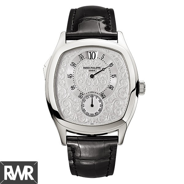 Replica Patek Philippe 175th Anniversary Collection Chiming Jump Hour 5275P-001