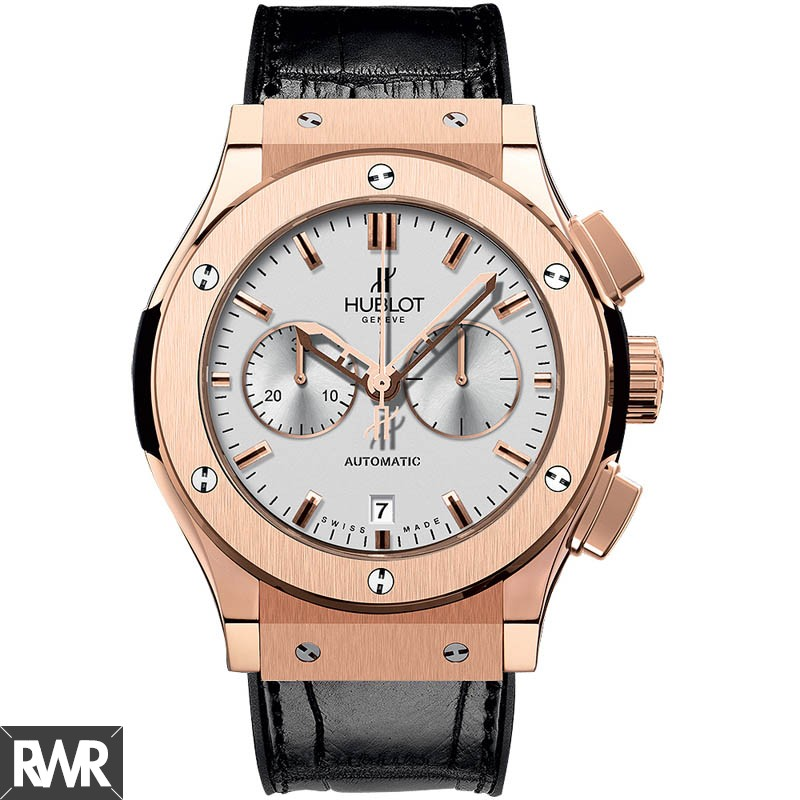 Hublot Classic Fusion Chronograph King Gold Opalin 541.OX.2610.LR imitation watch