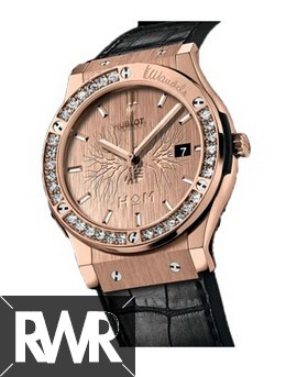 Fake Hublot Classic Fusion House of Mandela 542.OX.0200.LR.1204.MDL15