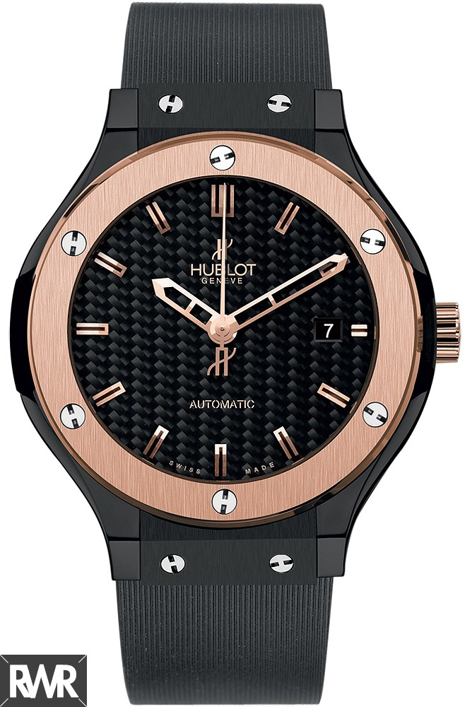 Replica Hublot Classic Fusion Automatic Black Magic Ceramic 38mm 565.CO.1780.RX