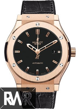 Replica Hublot Classic Fusion 38MM Automatic 565.PX.1180.LR 18K Rose Gold