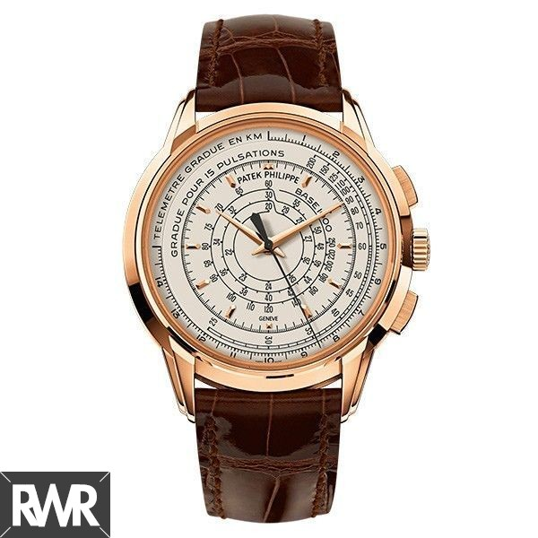 AAA grade Patek Philippe 175th Anniversary Collection Multi-Scale Chronograph 5975R-001 Replica