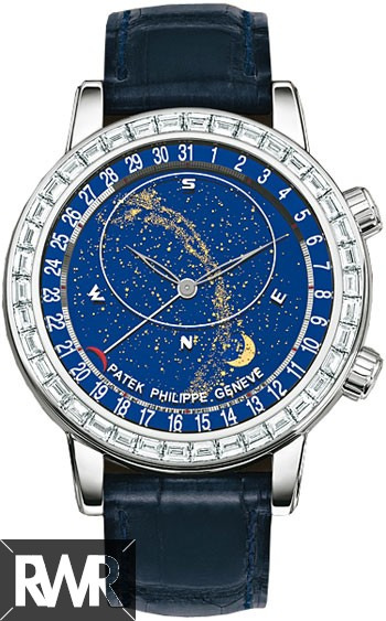 Replica Patek Philippe Celestial Grand Complications 6104G-001