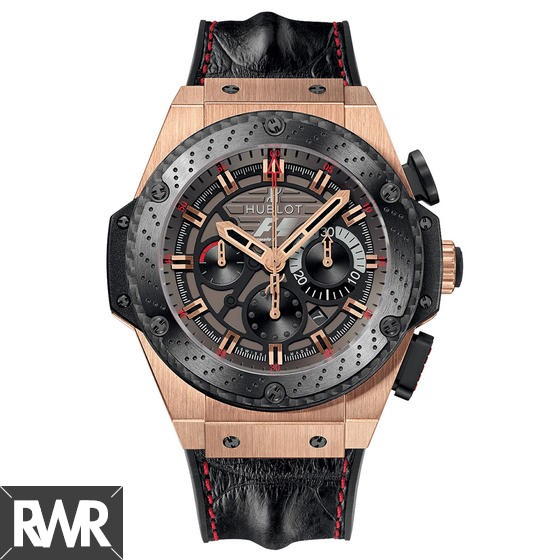 Replica Hublot King Power F1 Great Britain Mens Watch 703.OM.6912.HR.FMC12