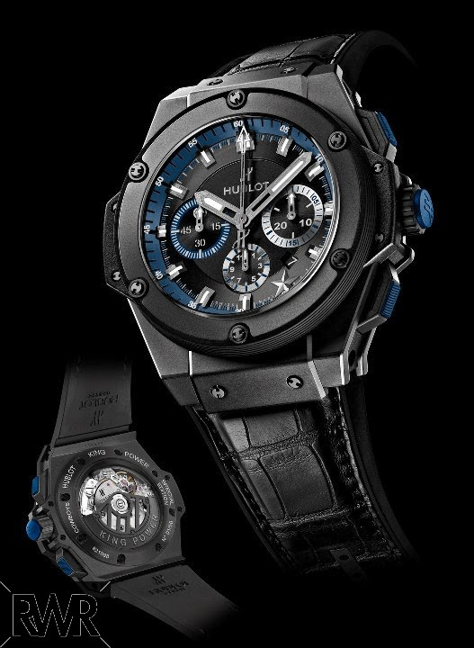 Replica Hublot King Power Dallas Cowboys Black Ceramic 703.CI.1179.LR.DCW14