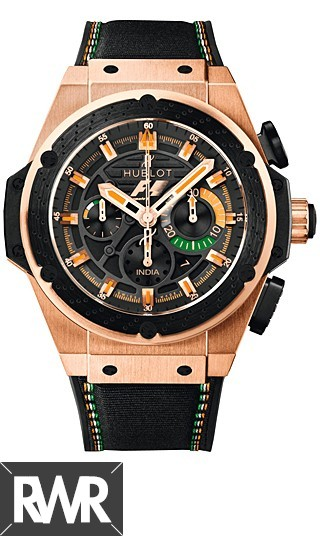 Replica Hublot F1 King Power India 703.OM.1138.NR.FMI11