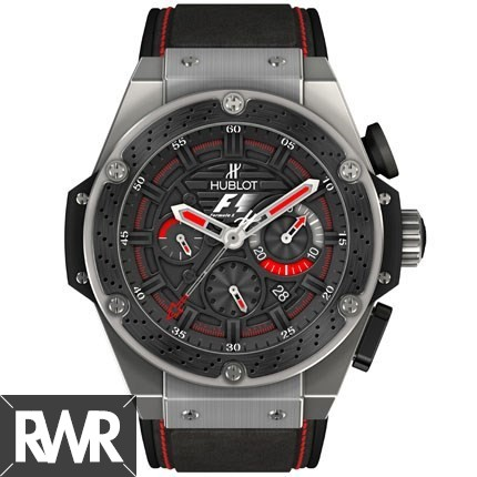 Replica Hublot King Power F1™ Zirconium  703.ZM.1123.NR.FMO10