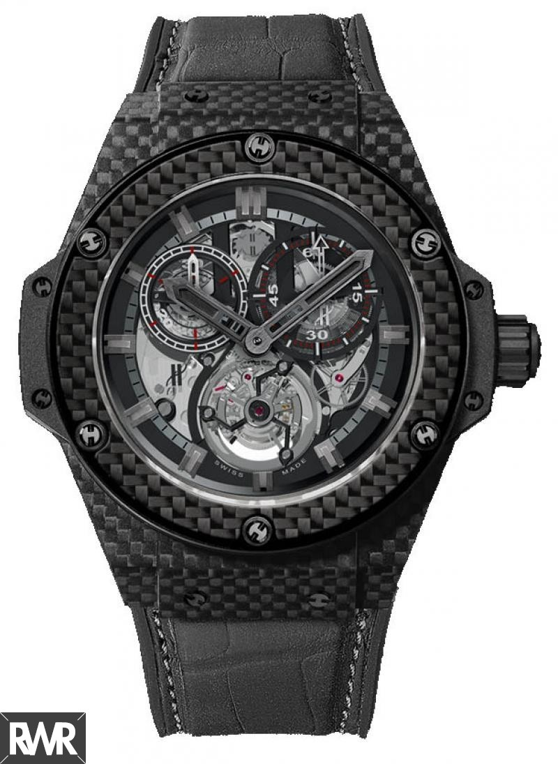 Replica Hublot King Power Minute Repeater Chrono Tourbillon 704.QX.1137.GR
