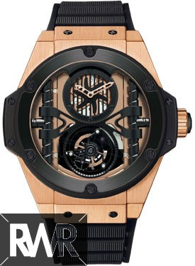 Replica Hublot Big Bang King Power 48mm Tourbillon 705.OM.0007.RX