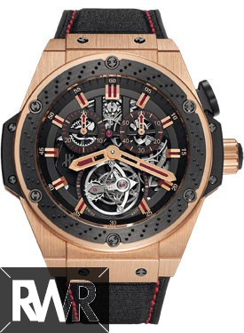 Replica Hublot King Power Tourbillon F1 Chrono 707.OM.1138.NR.FMO10