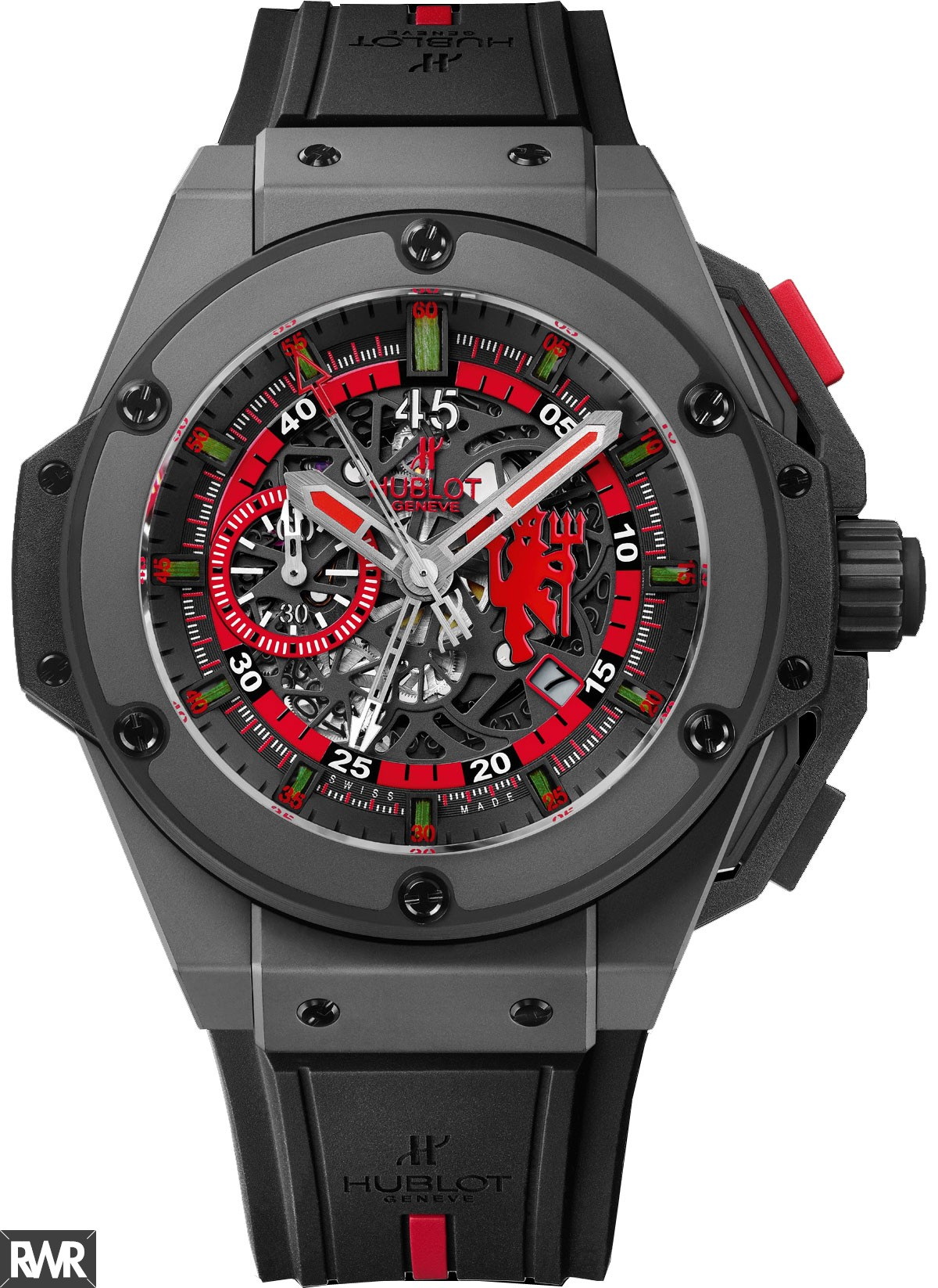 Hublot King Power Red Devil Chronograph 716.CI.1129.RX.MAN11 replica.