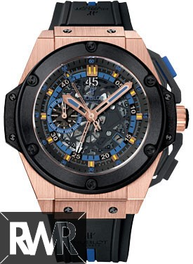 Replica Hublot King Power UEFA Euro 2012 Ukraine 716.OM.1129.RX.EUR12