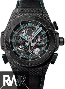 Replica Hublot King Power F1 Abu Dhabi Mens Watch