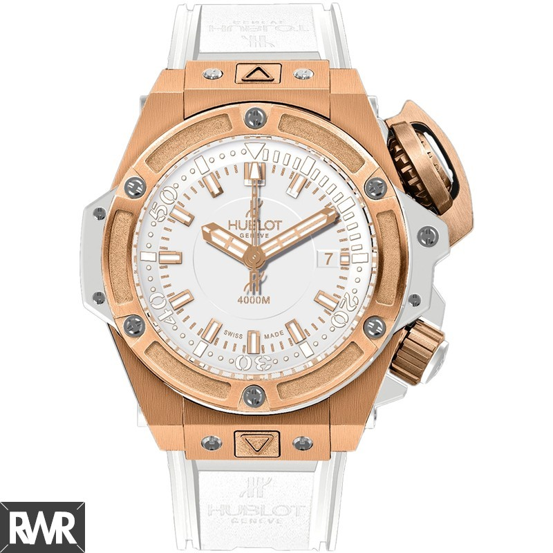 Replica Hublot King Power Oceanographic 4000 Mens Watch 731.OE.2180.RW