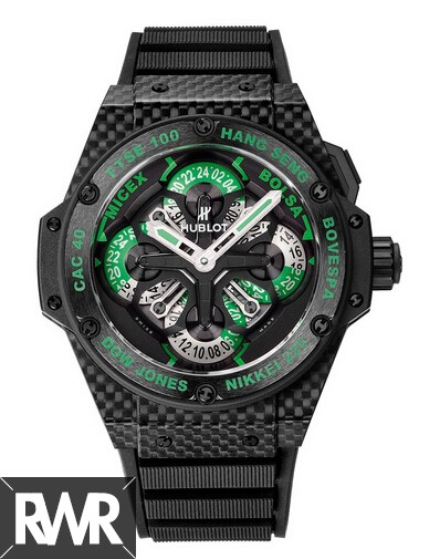 Replica Hublot King Power Unico King Cash 48mm 771.QX.1179.RX.CSH13