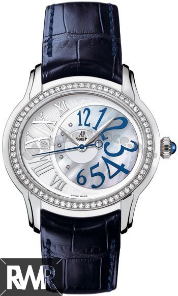 Replica Audemars Piguet Millenary Novelty Ladies 77301BC.ZZ.D301CR.01