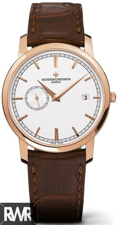 FakeVacheron Constantin Patrimony Traditionnelle date self-winding 87172/000R-9302