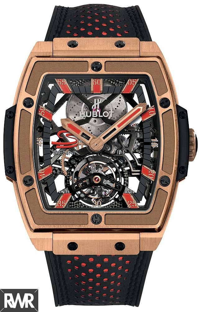 Hublot Masterpiece MP-06 Senna Watch Replica 906.OX.0123.VR.AES13