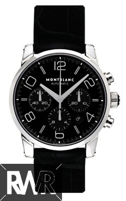 Replica Montblanc TimeWalker Chronograph Automatic Mens Watch 9670