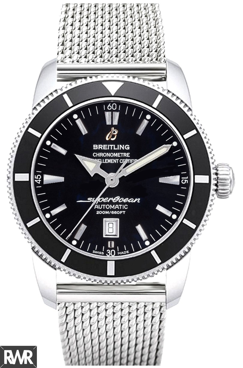 Fake Breitling Superocean Heritage 46 Automatic Men's Watch A1732024/B868/152A