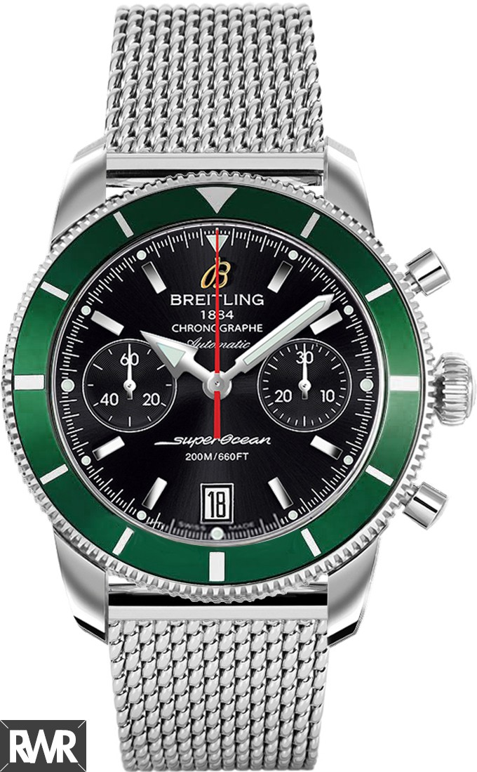 Fake Breitling Superocean Heritage Chronograph 44  Watch A2337036/BB81/154A