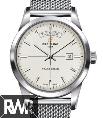 Replica Breitling Transocean Day Date Mens Watch A4531012/G751/154A