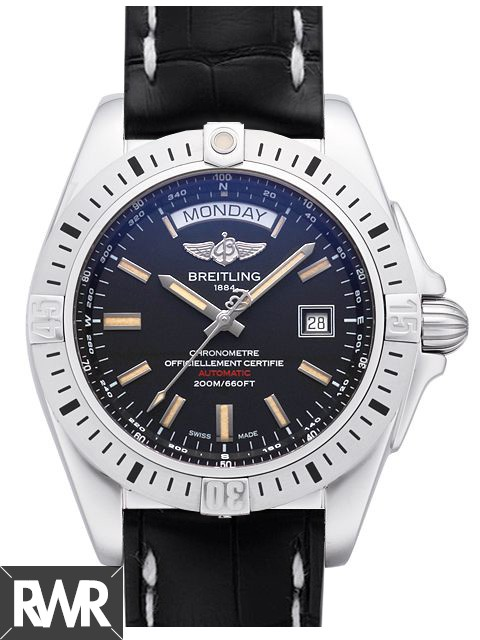 Replica Breitling Galactic 44 Mens Watch A45320B9/BD42/743P/A20BA.1