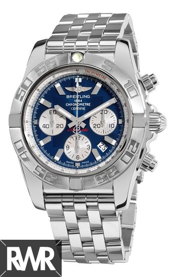 Fake Breitling Chronomat 44 Automatic Chronograph Mens Watch AB011011/C788