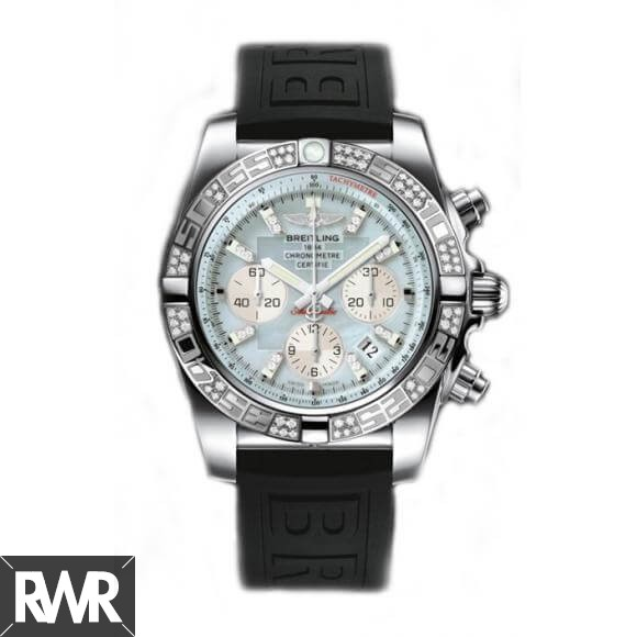 Breitling Chronomat 44 AB0110AA/G686/153S/A20D.2 clone Watch