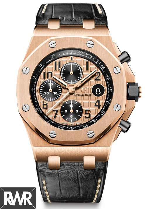 Fake Audemars Piguet Royal Oak Offshore Chronograph 264700R.00.A002CR.01