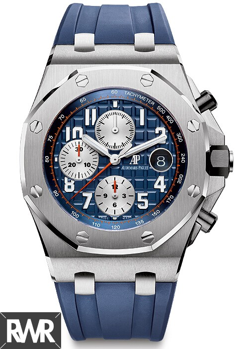 Fake Audemars Piguet Royal Oak Offshore Navy Chronograph 26470ST.00.A027CA.01
