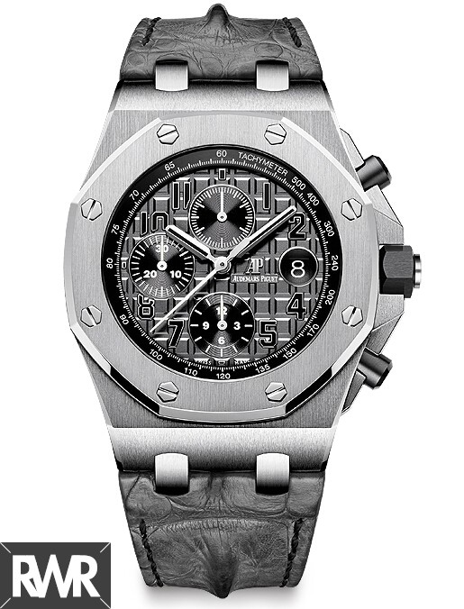 Fake Audemars Piguet Royal Oak Offshore Chronograph 26470ST.00.A104CR.01