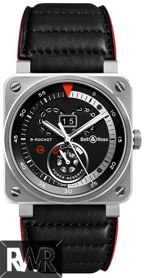 Replica Bell & Ross Aviation Collection Mens Watch BR-03-90-B-ROCKET