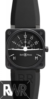 Replica Bell & Ross BR01 Turn Coordinator